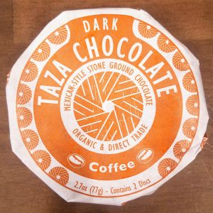 taza- coffee disc