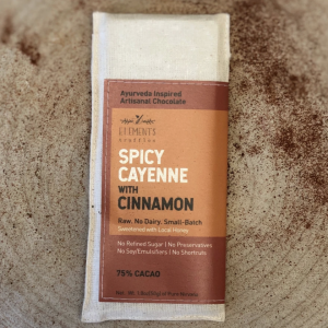Element Truffles- cayenne cinnamon