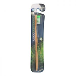 Woobamboo! - med toothbrush