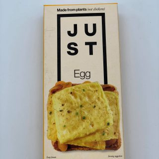 just egg- 1