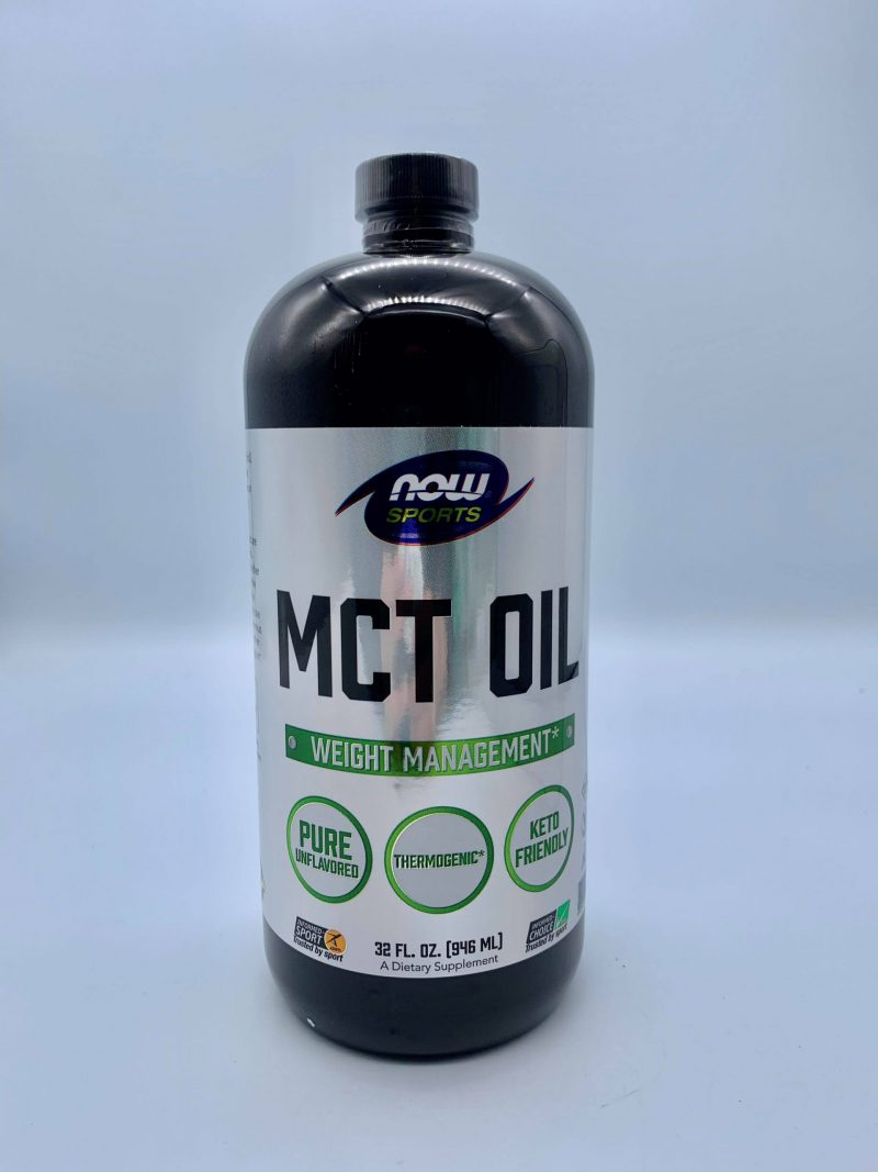 MCT OIL -Pure Unflavored (32 0z)
