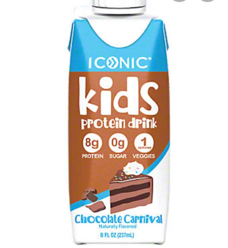 Kids Protein Drink Chocolate Carnival