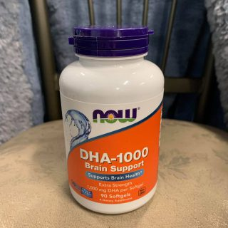 DHA-1000 Brain Support, Extra Strength Softgels