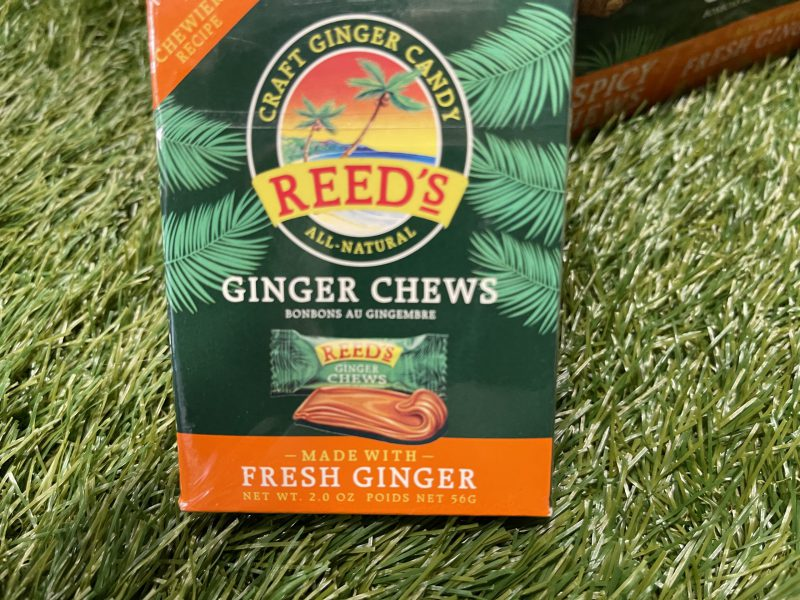 Reed's Candy Ginger Chews