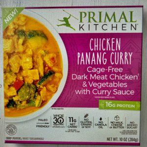 Chicken Panang Curry Bowl