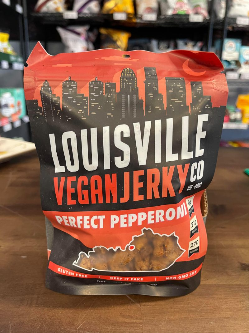 Louisville Vegan Jerky Co. - Perfect Pepperoni