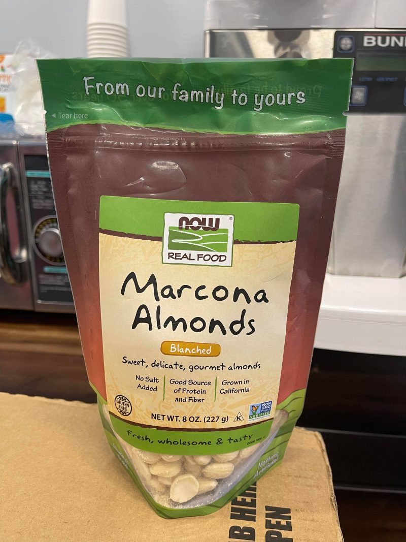 Marcona Almonds, Blanched