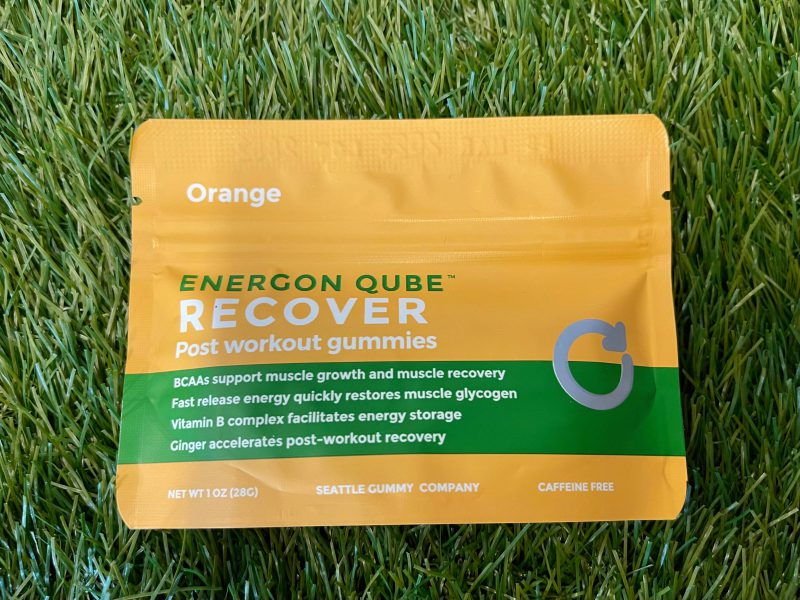 Recover Post-Workout Supplement Gummies